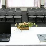 conference hall gallery